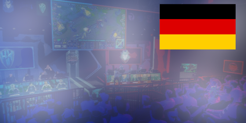 German Government Plans to Offer Improved Visas to Pro Esports Players